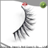 Liruijie fiber synthetic false eyelashes for business for round eyes