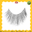 Custom mink lash extension supplies manufacturers for almond eyes