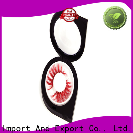High-quality private label cosmetic companies packaging suppliers for fake eyelash