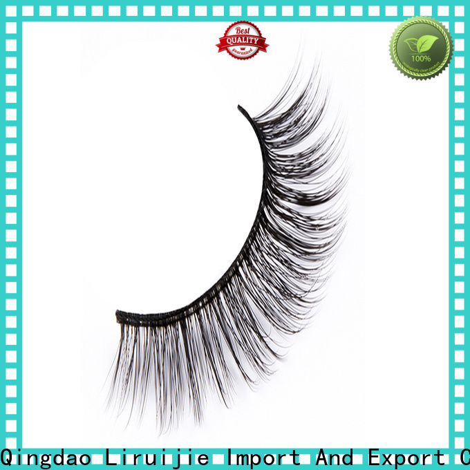 Liruijie High-quality synthetic eyelash suppliers supply for Asian eyes