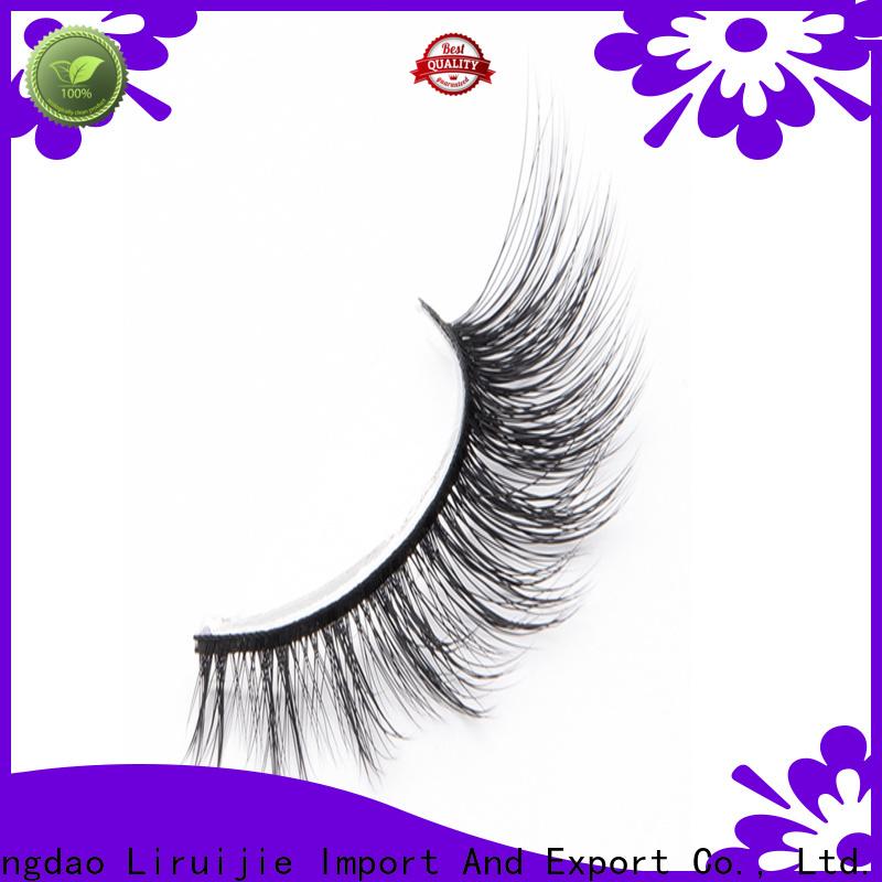 Latest eyelashes supplier eyelash company for almond eyes