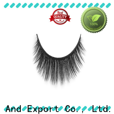 Liruijie thick synthetic eyelashes company for almond eyes