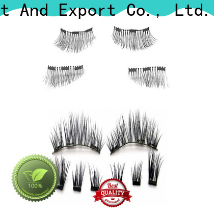 Best russian lashes supplier supply for almond eyes