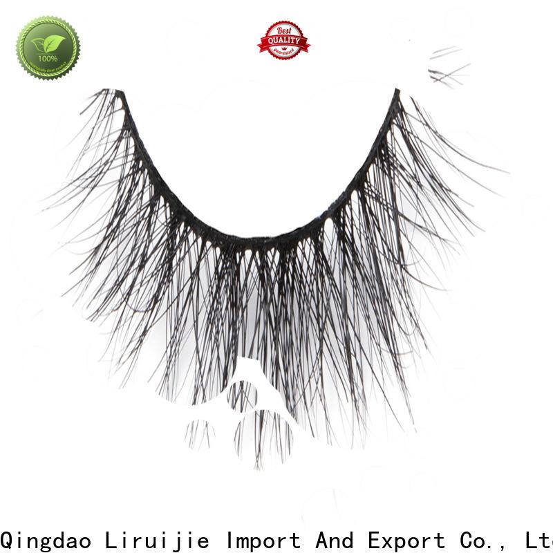 Liruijie eyelash siberian mink factory for extensions