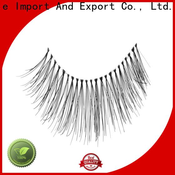 Best 100 mink eyelashes wholesale factory for round eyes