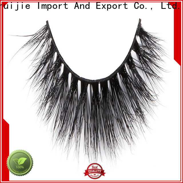 Liruijie eyelash synthetic mink extensions factory for sensitive eyes