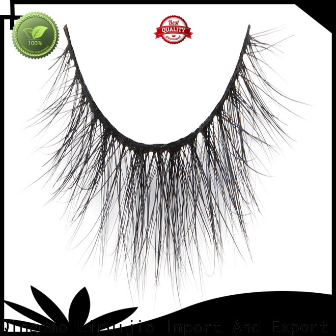 Liruijie Best siberian real mink lashes manufacturers for extensions