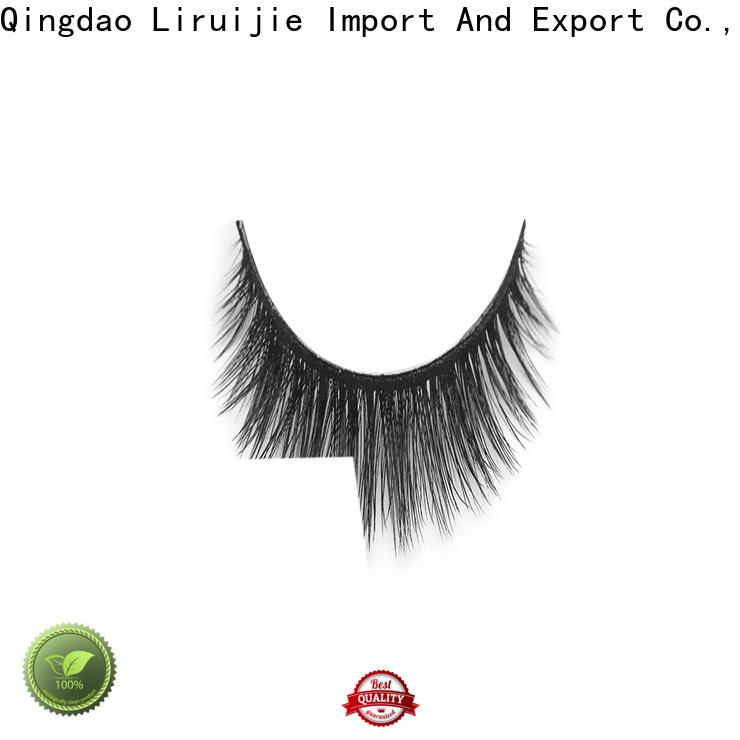 good top eyeliner & 3d synthetic lashes & human hair eyelash extensions