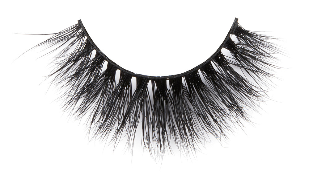 Wholesale Best Fluffy Mink Eyelashes Dramatic DL Series