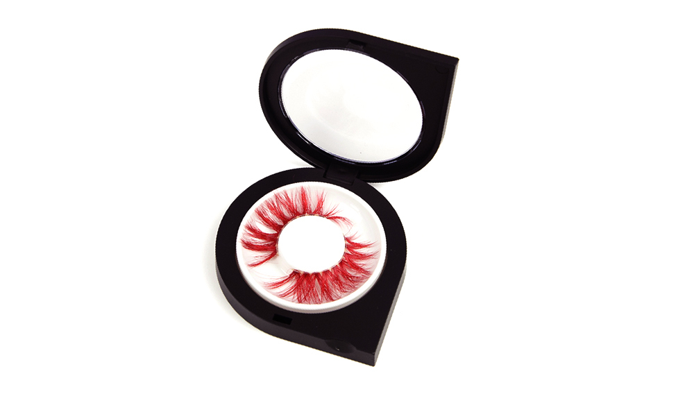 Custom Mink Eyelash Packaging Magnetic Eyelash Box