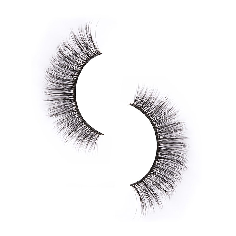 Liruijie fluffy synthetic magnetic eyelashes for business for round eyes-4