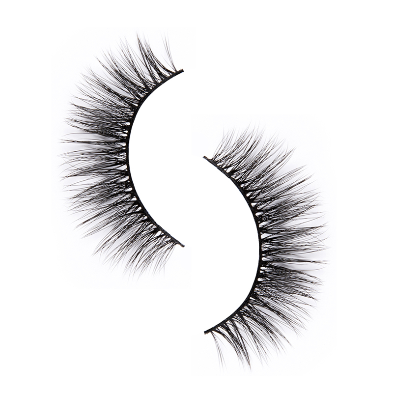 Liruijie eyelash faux mink synthetic eyelashes manufacturers for beginners