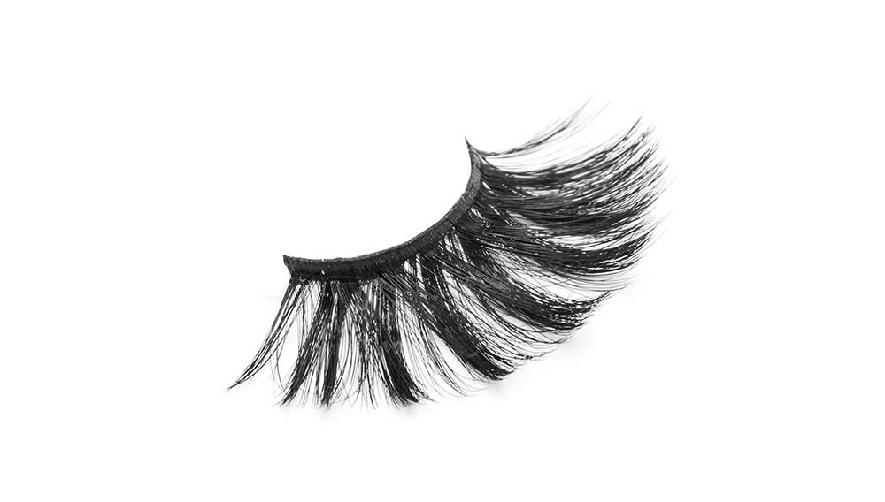 Thick Fluffy Faux Mink Synthetic Eyelashes Wholesale