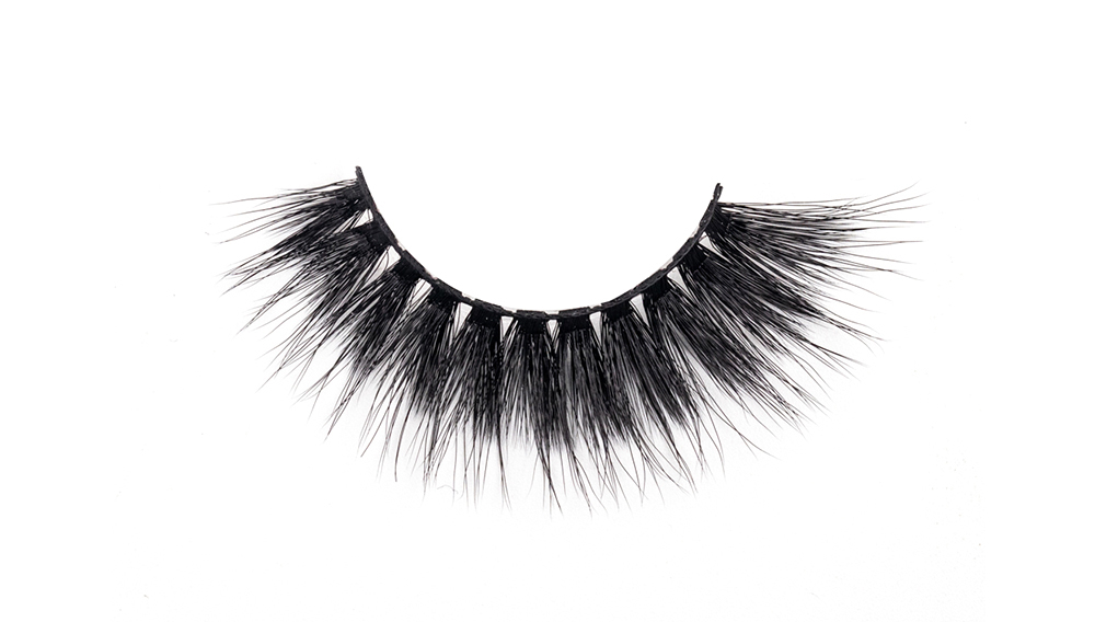 Mink Synthetic False Eyelashes New B Series Deep Wave