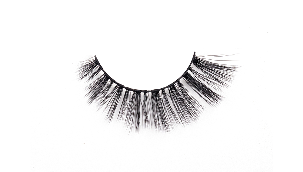Wholesale good false eyelashes lashes manufacturers for Asian eyes-1