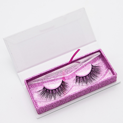 Liruijie magnetic synthetic magnetic eyelashes manufacturers for round eyes