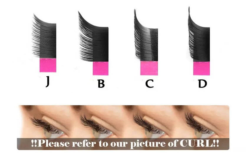 Best cluster lash extensions mink suppliers for small eyes-5