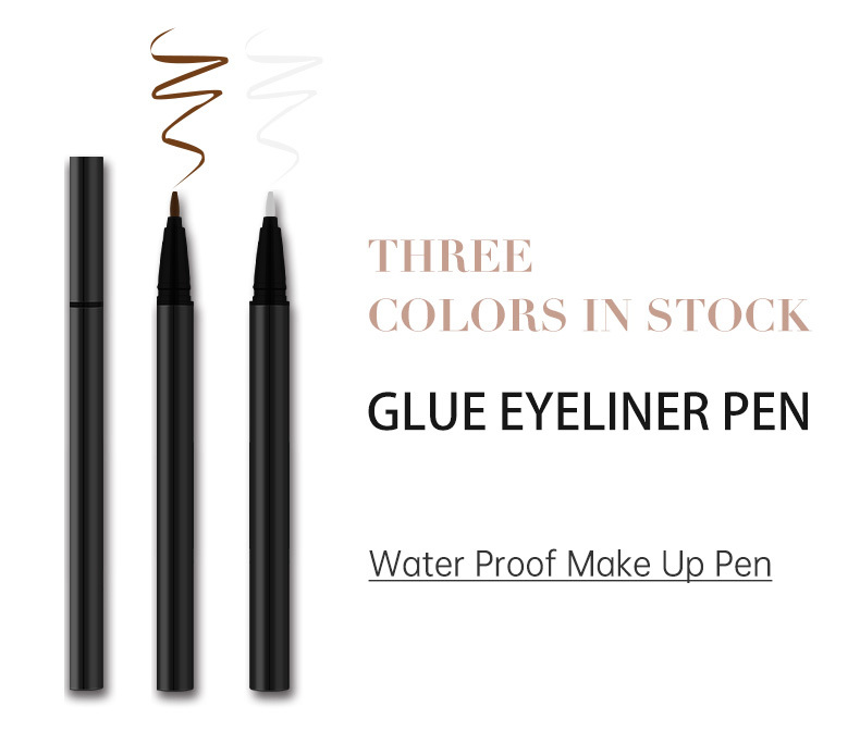 Liruijie liquid best liquid eyeliner brush supply for sensitive eyes