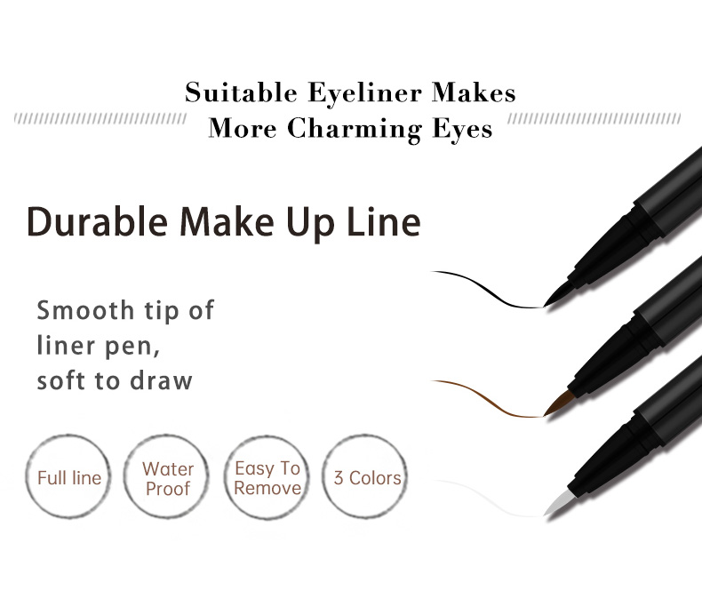 Liruijie liquid best felt pen eyeliner manufacturers for small eyes-2